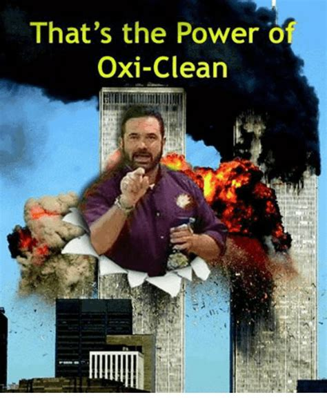 That's the Power O Oxi-Clean | Power Meme on SIZZLE