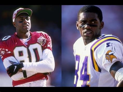 The Top 10 Greatest NFL Wide Receivers Of All Time - YouTube