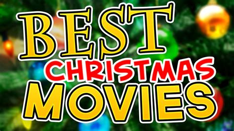 Top 10: Best Christmas Movies of all Time - YouTube