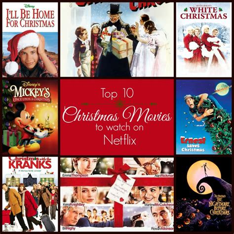 Top 10 Christmas Movies to Watch on Netflix – It's a ...