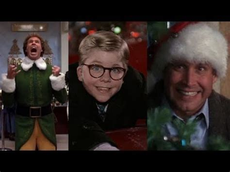 Top 10 Funniest Christmas Movies - YouTube