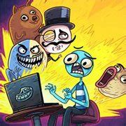 Troll Face Quest Internet Memes - Play Now on KBH Games