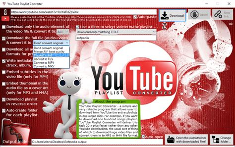YouTube Playlist Converter Download