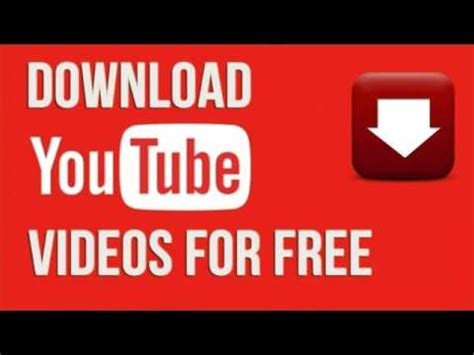 YouTube Video Downloader apk Free download down the ...